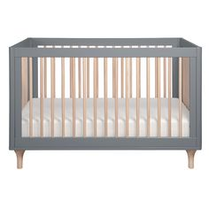 Found it at AllModern - Lolly 3-in-1 Convertible Crib