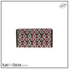 Evening Clutch Red