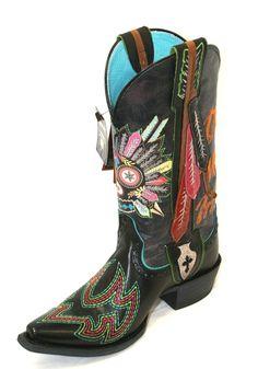 <3 western Gypsy Soule cowboy boots -Ariat