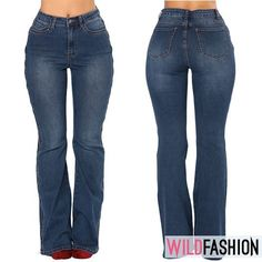 Blugii evazati sunt un must-have! Must Haves, Skinny Jeans, Casual, Pants, Fashion, Skinny Fit Jeans, Moda, Trousers, Fashion Styles