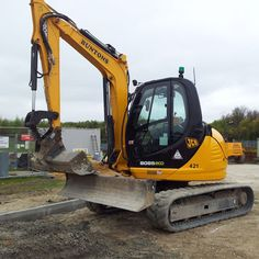 Click On The Above Picture To Download Jcb 8085 Midi Excavator Service Repair Workshop Manual