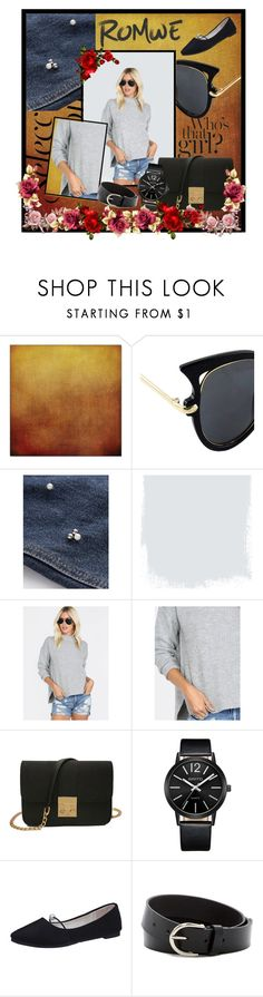 """""""Romwe Contest"""" by lamijabojagic ❤ liked on Polyvore featuring Linea Pelle"""