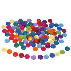 Farbenkreis Materialien - Höller Spiel Mosaic Pieces, Data Sheets, Small World, 2 Colours, Bunt, Frost, Sparkle, Stepping Stones, Child
