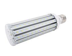 LED Corn Bulb 20W 30W 40W 50W 60W E26 Medium E39 Mogul post top yard wall pack