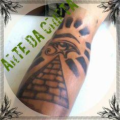 Horus tattoo
