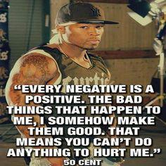 Curtis Jackson said it best! Love you 50❤❤