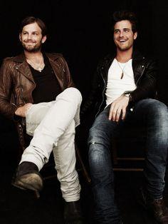 Caleb and Jared Followill