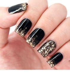 nails for prom black ~ nails for prom nails for prom silver nails for prom white nails for prom pink nails for prom black nails for prom red dress nails for prom neutral nails for prom gold Gold Nail Designs, Acrylic Nail Designs, Nails Design, New Year's Nails, Gel Nails, Acrylic Nails, Coffin Nails, Stiletto Nails, Matte Nails