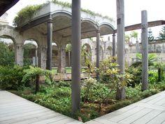 Paddington Reservoir Garden, Sydney.