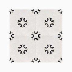 Arredo Klinker Cementine Black & White nr. 3 200x200 mm
