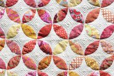 modern orange peel quilt - Google Search