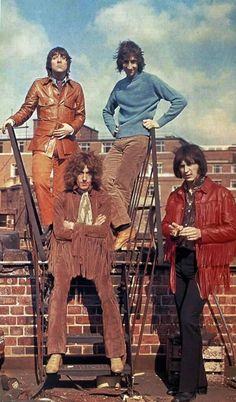 The Who, 1968 from History in Pictures @HistoryInPics