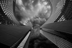 I keep posting images from my latest series - Illumination. Toronto's City Hall.