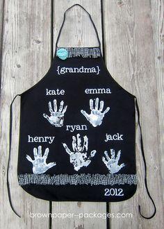 apron for mom or grandma