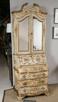 The Venetian Furniture Of Xviii Century Beautiful