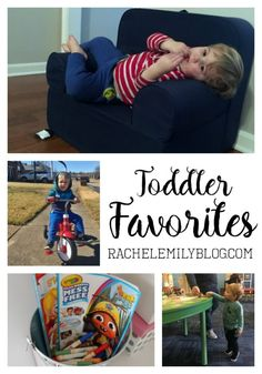 Our toddler's favorite things are on the blog this morning! What is your toddler loving?