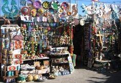 Nogales, Mexico--just across the Arizona border..