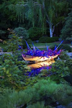 Chihuly_Denver_Night_16 by greeblehaus, via Flickr