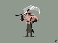 Khal Drogo 2.0