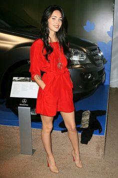 Petite celebrities : Megan Fox :: BombPetite.com