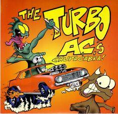 Turbo A.C.'s - Chupacabra! - Music & Arts. De