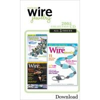 2005 Step by Step Wire Jewelry Collection (Download) | InterweaveStore.com
