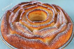 Kitchen Stori.es: Κέικ με Στέβια Diabetic Recipes, Gluten Free Recipes, Cooking Recipes, Marble Cake Recipes, Stevia, Bread And Pastries, Low Carb Desserts, Apple Pie, Sweet Recipes