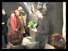 Bloembinders 't Haldert - Demonstratie bloemschikken kerst 1/3 - Kerstsh...