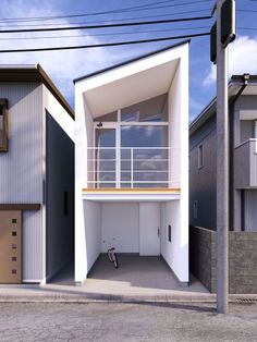 CGarchitect - Professional 3D Architectural Visualization User Community | Slim House