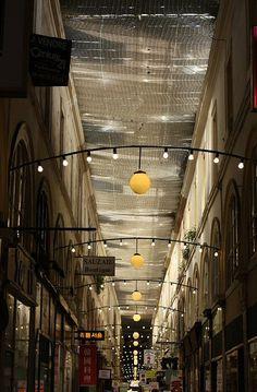 Les Bouffes Parisiennes, passage Choiseul - Paris 2e
