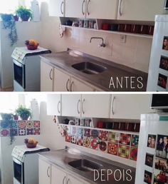 Veja como decorar a casa com azulejos adesivos