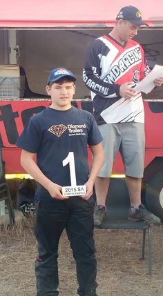 Andre Basson , Gauteng off road racing , 1 st place