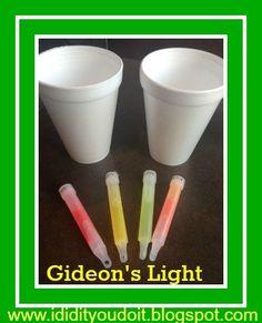 I Did It - You Do It: Gideon's Light!