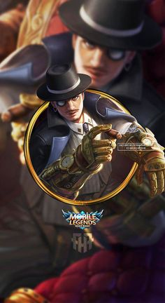 Wallpaper Phone Roger Dark Gent by FachriFHR on DeviantArt Miya Mobile Legends, Hero Fighter, Blackpink Poster, Alucard Mobile Legends, Android Mobile Games, Mobile Legend Wallpaper, Aesthetic Pastel Wallpaper, Gaming Wallpapers, Cool Photos