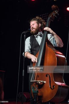 Casey Abrams from Scott Bradlee and Postmodern Jukebox performs at... News Photo | Getty Images