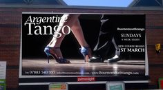 New group Tango for Beginners starting March 2015 in Bournemouth Tango!  Every Sunday, 7:30-10:00 Starting March 1, 2015  Info:  Tel: 07883 540 995 Email:info@bournemouthtango.com http://www.bournemouthtango.com/