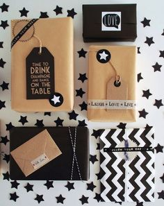 [#DIY] 15 paquets cadeaux qui nous emballent