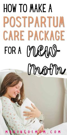 What to put in a Postpartum care package for a new mom - ideas on how to show support to your BFF! Postpartum essentials that they'll need to use and be so thankful for your thoughtful gift. Postpartum Recovery, Postpartum Care, Belly Binding, Diastasis Recti, Nursing Pads, Trying To Conceive, Post Pregnancy, New Moms, Body Care