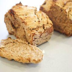 Recette du pain au four sans gluten