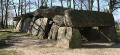 Ille-et-Villain dolmen, Britani