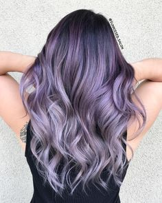 """433 Likes, 3 Comments - Kacie Nguyen (@hairbykacie1) on Instagram: """"Toned by purple-killa @hairbypkilla  Previously Babylighted by me  Used all @guytang_mydentity…"""""""