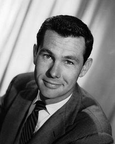 Johnny Carson, 1954.