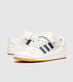 low priced c1f7b 302dc adidas Originals Forum Low White Adidas Originals, Adidas Superstar, Adidas  Sneakers, Trainers,