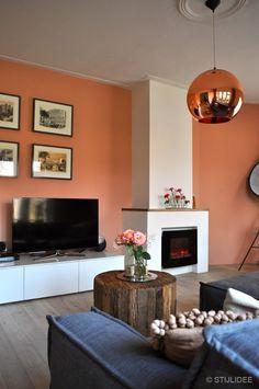 Binnenkijken in ... een jaren 30 woning in modern landelijke stijl in Utrecht via www.stijlidee.nl