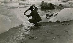 Oscar D. Von Engeln, Alaska