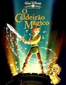 O caldeirão mágico (The black cauldron)