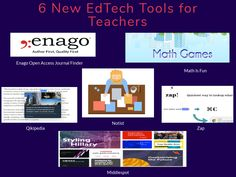 Free resource of educational web tools, 21st century skills, tips and tutorials on how teachers and students integrate technology into education