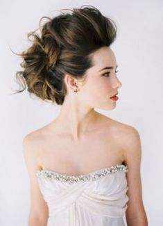 marie antoinette wedding hair