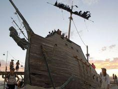 Top 10 des meilleurs festivals de musique du monde: Burning Man aux Etats-Unis. - Top 10 des festivals de l'été 2013 - L'EXPRESS