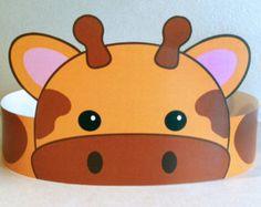Cat Gray Crown  Printable
